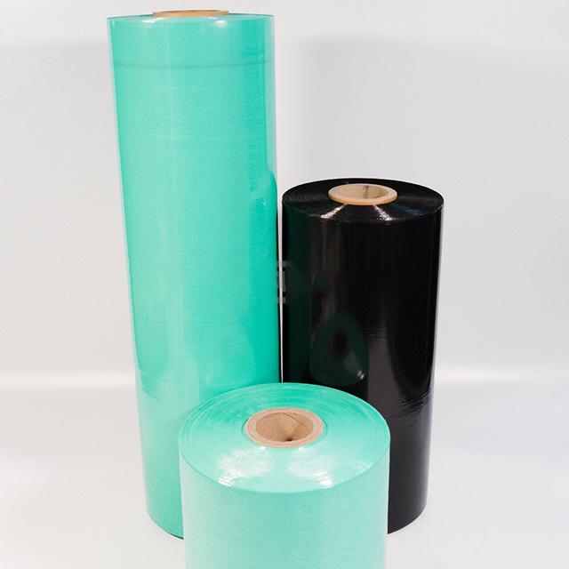 如何去除缠绕膜上的残留胶水