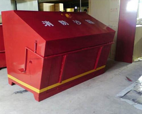 消防沙箱(紅色)