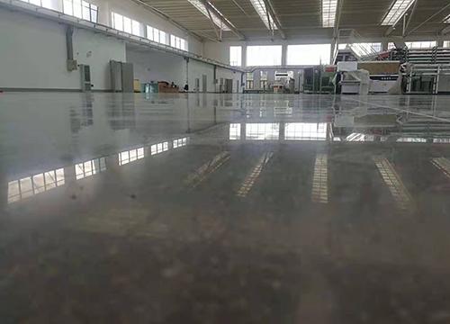 密封固化剂耐磨地坪公司