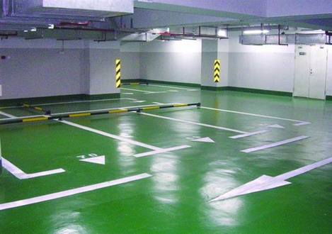 固化剂地坪