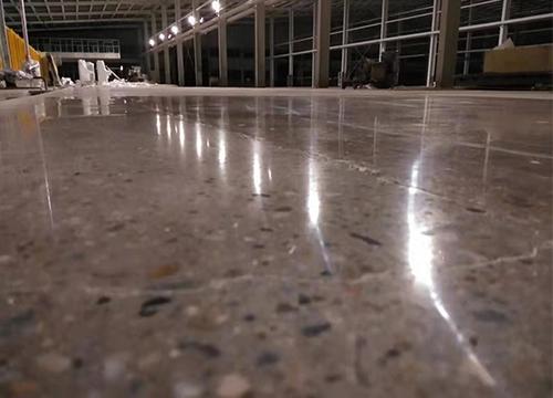 昆明密封固化剂地坪