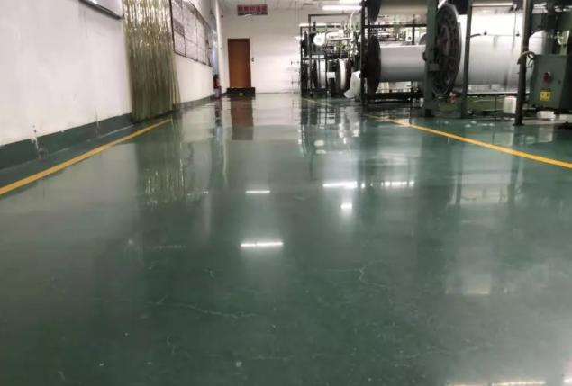 昆明金刚砂地坪施工