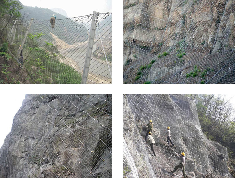 昆明边坡防护网,辽宁边坡防护网价格,成都边坡防护网厂边坡防护网