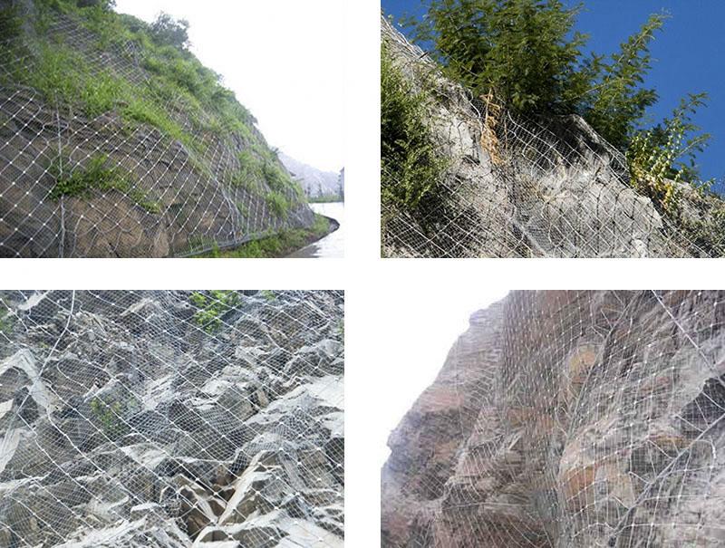 边坡防护网是什么