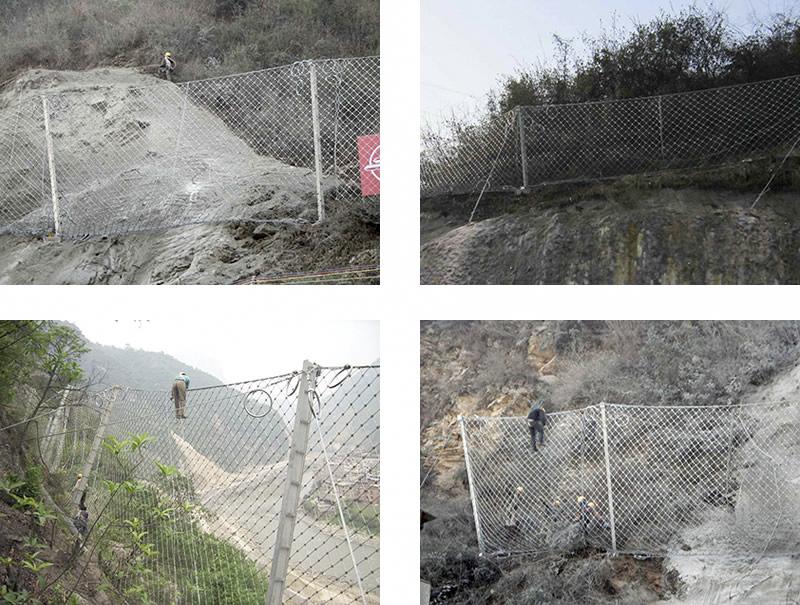 贵州被动边坡防护网图片展示