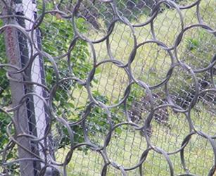 被动环形边坡防护网