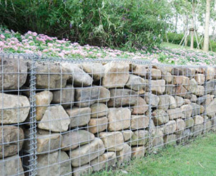 昆明格宾石笼网厂家提示格宾石笼网安装使用之前应注意的问题