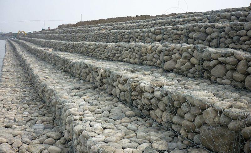 云南格宾石笼网生产厂家解析为何格宾石笼网能够做到保护生态环境