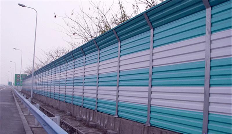 昆明折角型声屏障,辽宁顶部折角型声屏障,贵州高速公路声屏障厂家顶部折角型声屏障