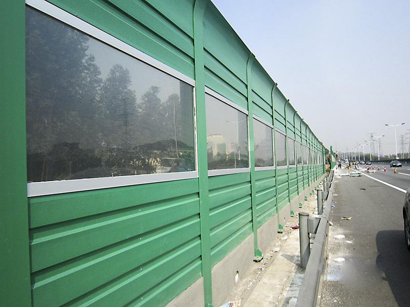 玻璃钢声屏障