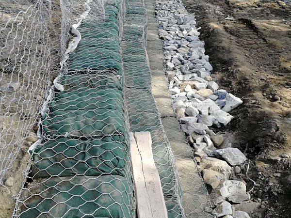 镀锌石笼网