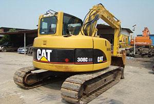 卡特挖掘机维修(308)