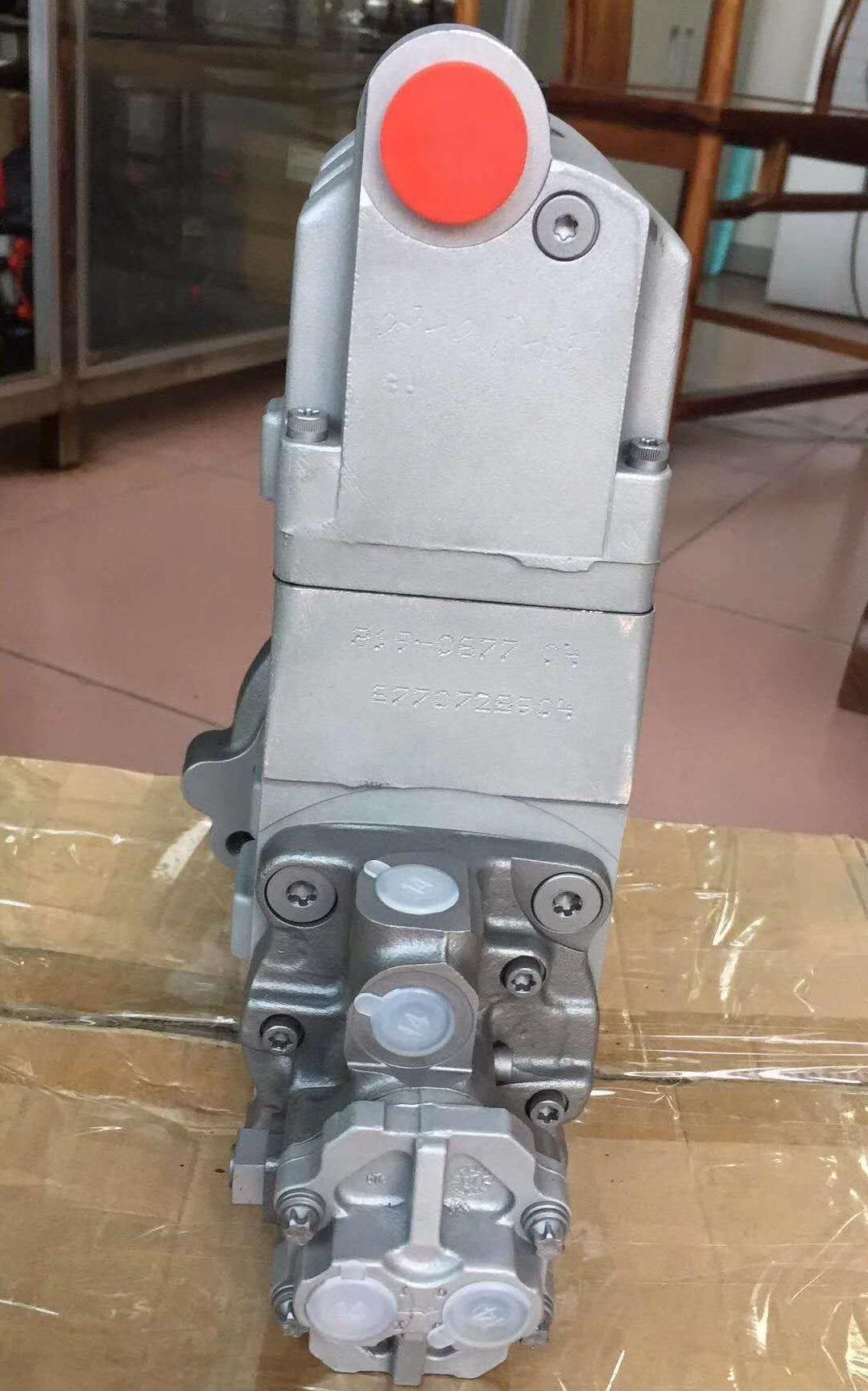 卡特C-9发动机油泵