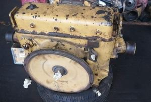 卡特973履带式装载机液压泵维修