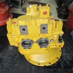 云南卡特挖掘机液压泵溢流压力如何测试?