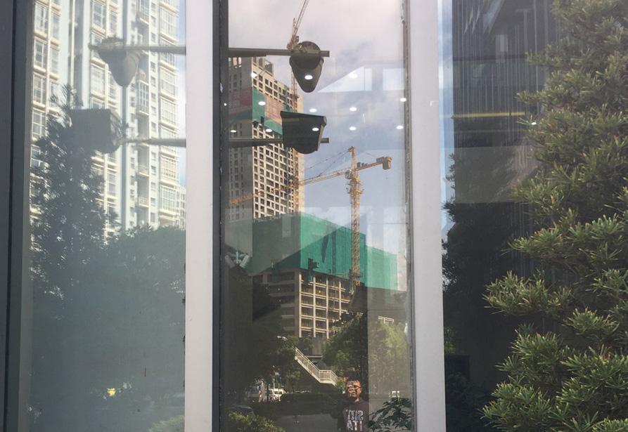 云南省农村信用社中空LOW-E镀膜玻璃更换