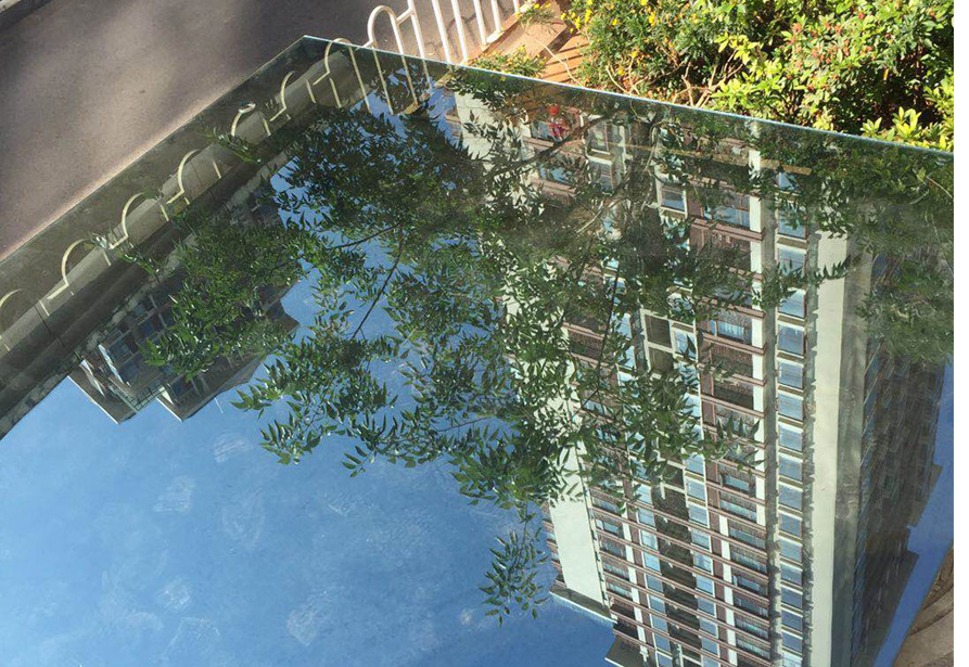 温德姆大酒店锅炉房中空LOW-E镀膜玻璃更换