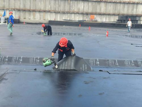 樓麵防水工程