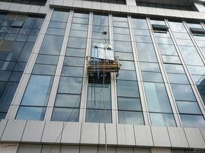 昆明幕墙玻璃更换