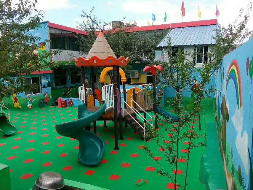 云南儿童乐园设备安装