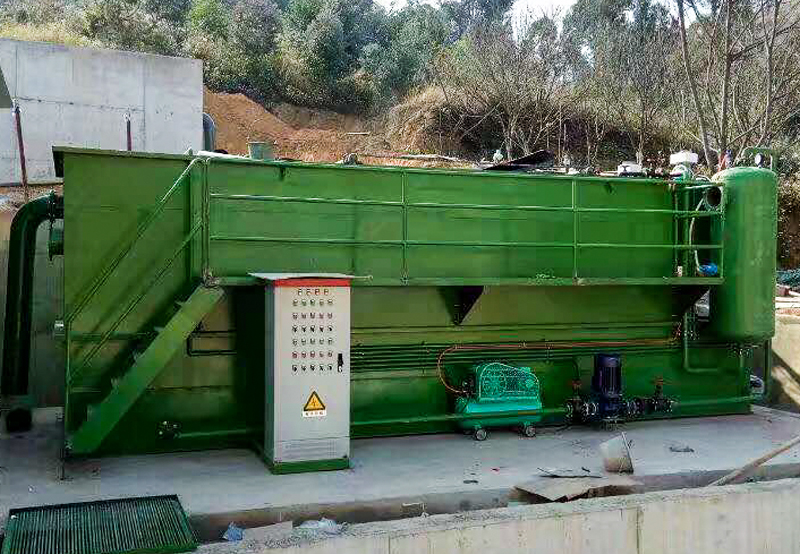 云南鄉鎮生活污水處理設備