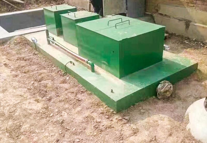昆明生活污水處理設備