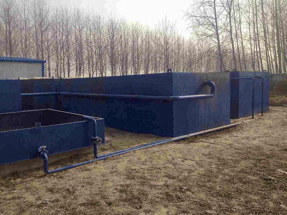 云南一体化污水处理设备销售