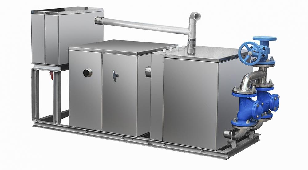 一体化隔油提升污水处理设备
