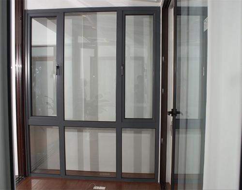 铝合金门窗设计