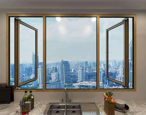 云南铝合金门窗多少钱一平