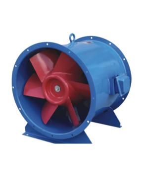 風機廠家分析防爆軸流風機噪聲產生的原因