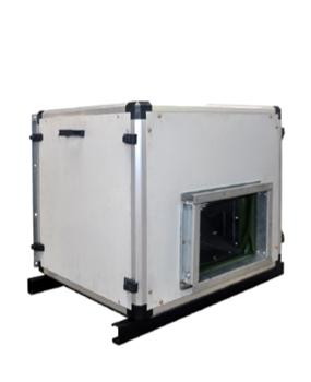 DBF系列低噪声通风排烟风机箱