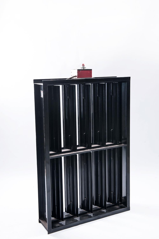 對鍍鋅鋼板風閥的特點您了解多少?