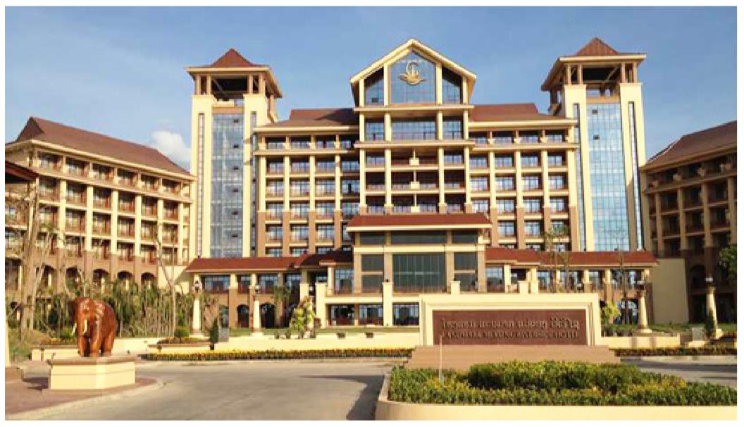 老挝——亚欧峰会酒店工程案例