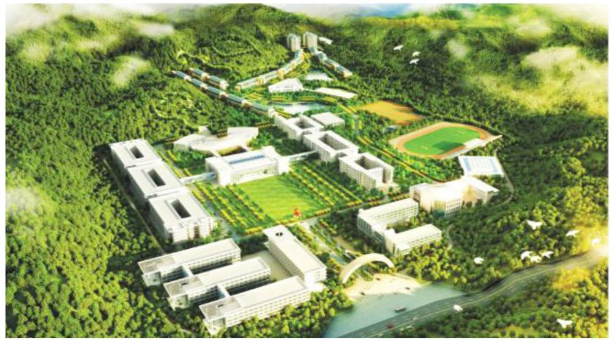 世博生态园工程案例