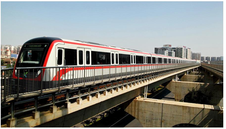 昆明地铁北部汽车站工程案例