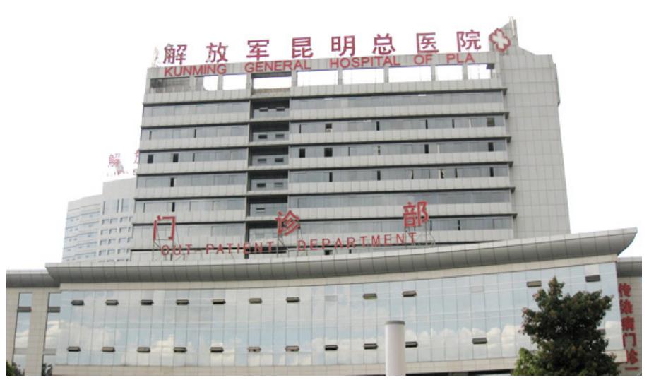 云南风机生产厂家工程案例