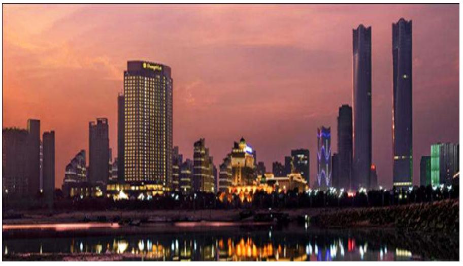 缅甸花园大酒店工程案例