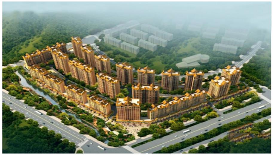 勐海浩宇大城工程案例