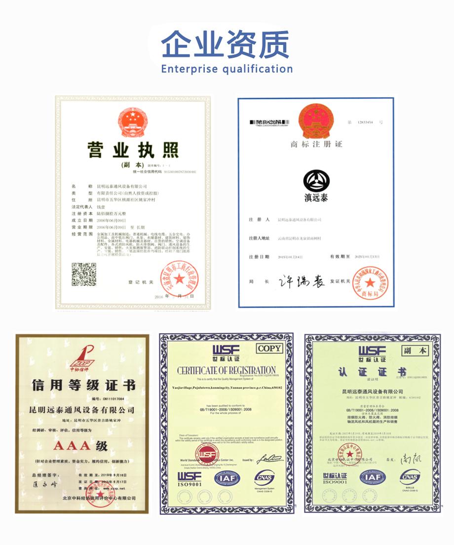 云南通风风口厂家资质图片
