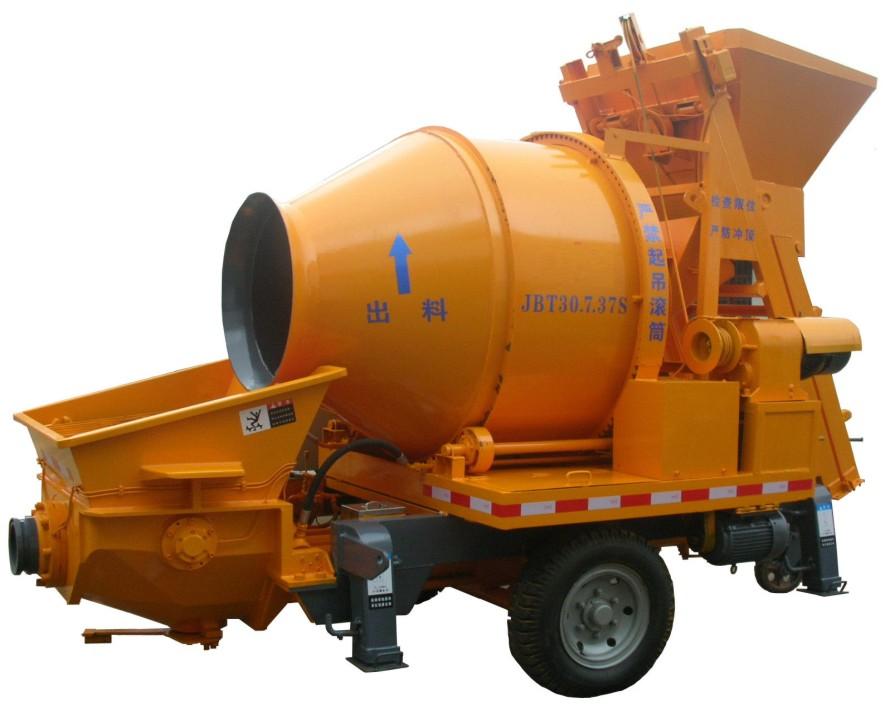 搅拌式输送泵