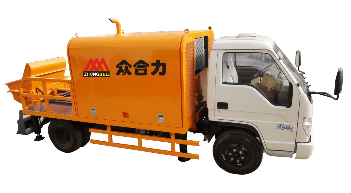 昆明混凝土输送泵