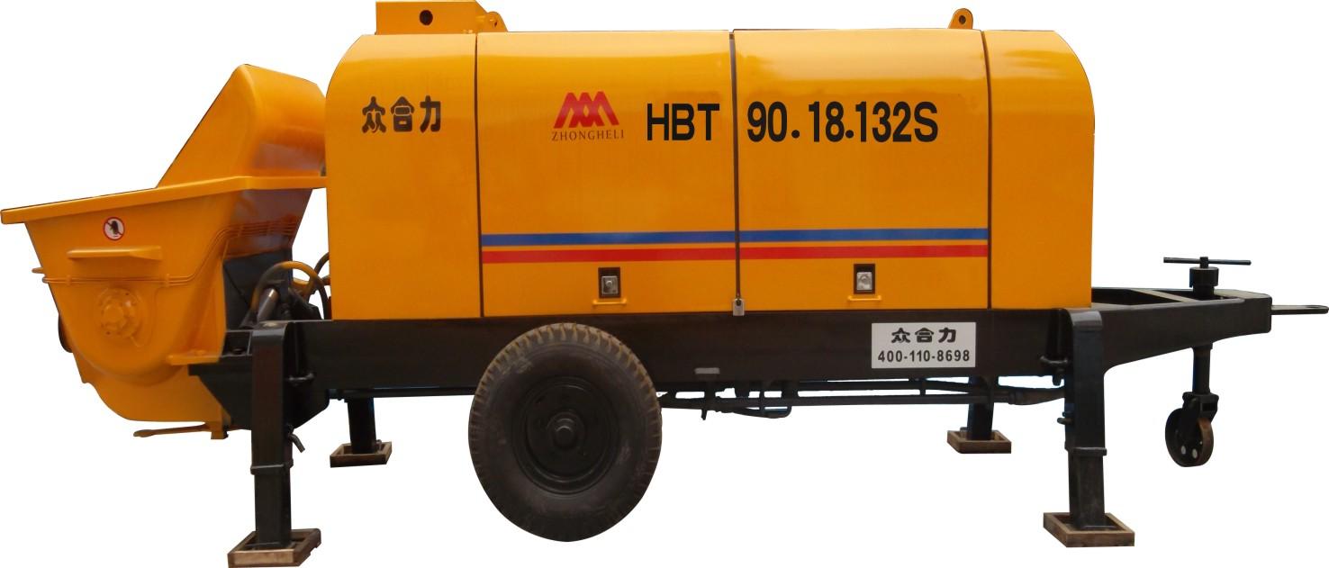 云南混凝土输送泵