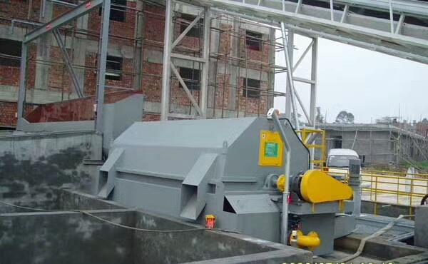 三种残余混凝土回收砂石分离机的特点