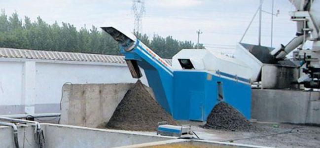 如何提高混凝土砂石分离机的工作效率?
