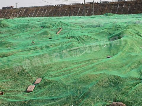 工地盖土绿色网