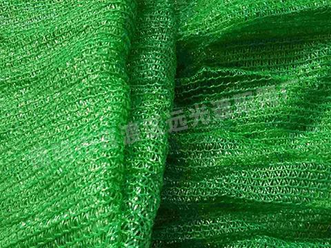 建筑工地绿色盖土网