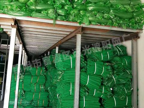 多针绿色盖土网