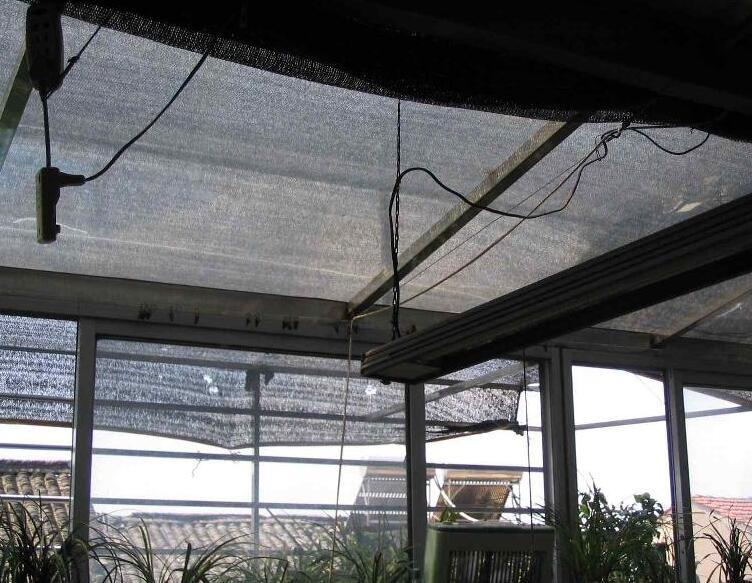 黑色遮阳网如何覆盖效果更好
