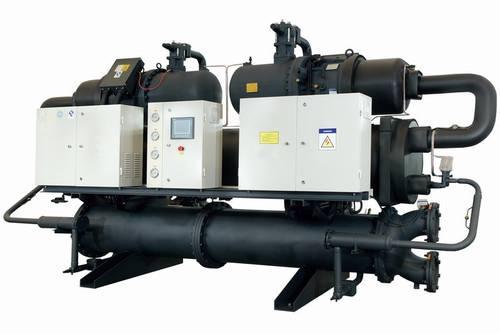 水源熱泵機組
